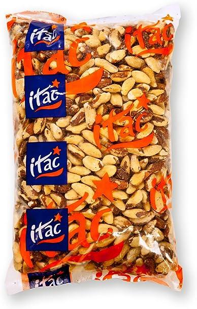 Nueces de brasil coquitos 1 kg: Amazon.es: Alimentación y bebidas