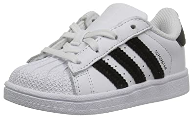 brand new f5da5 7fad8 adidas Originals Kids Superstar BlackWhite