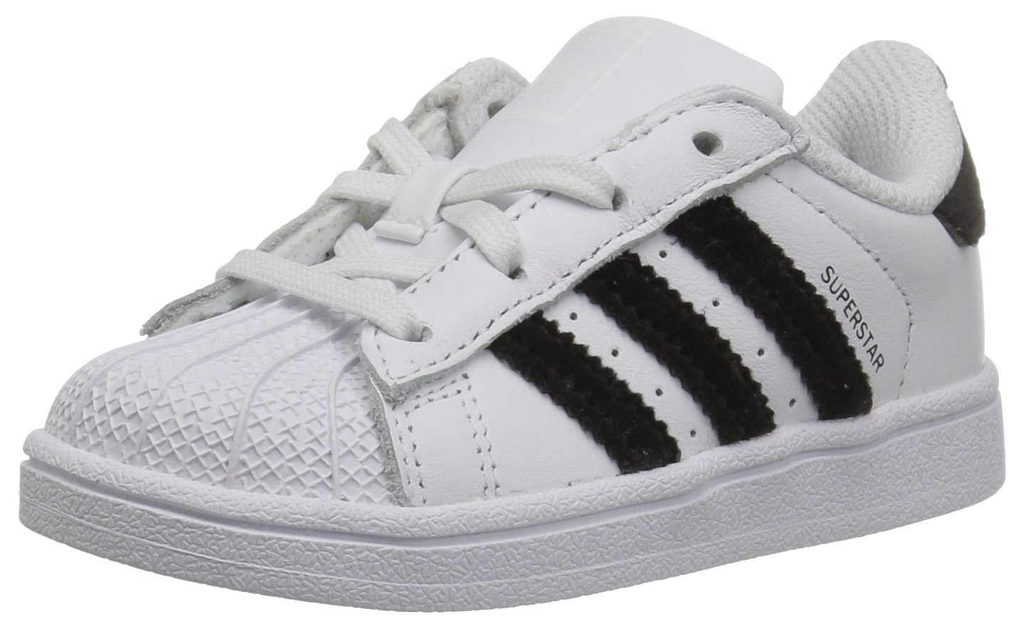 adidas Originals Kids' Superstar Black/White