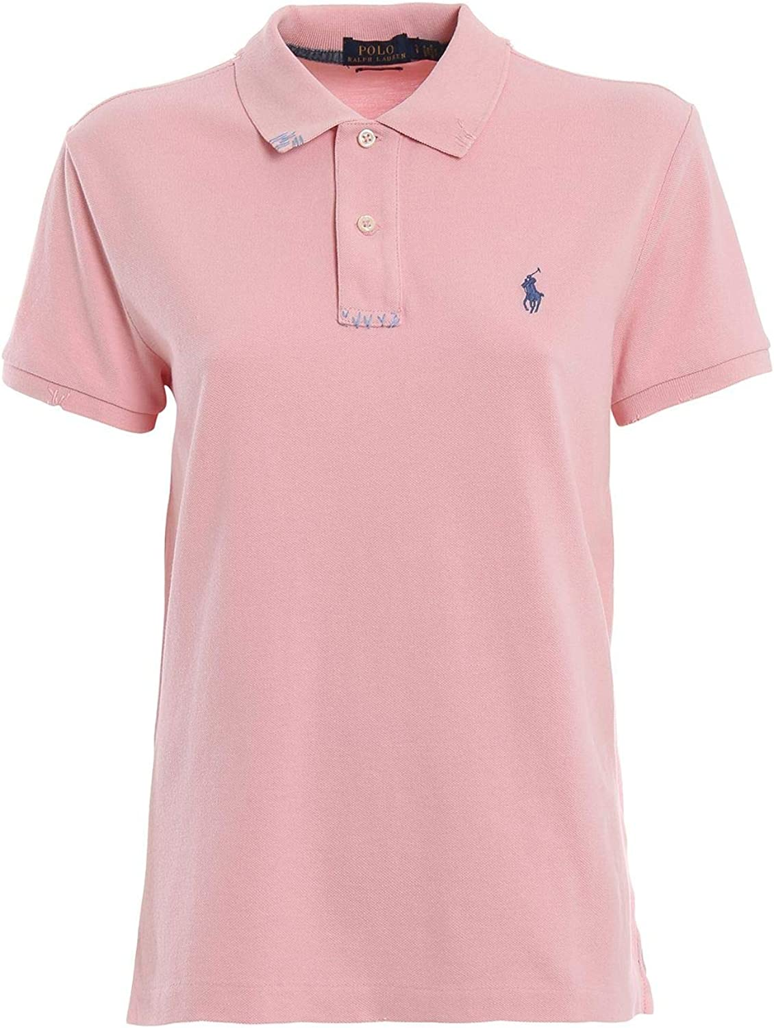 Ralph Lauren Luxury Fashion Mujer 211744518002 Rosa Polo ...