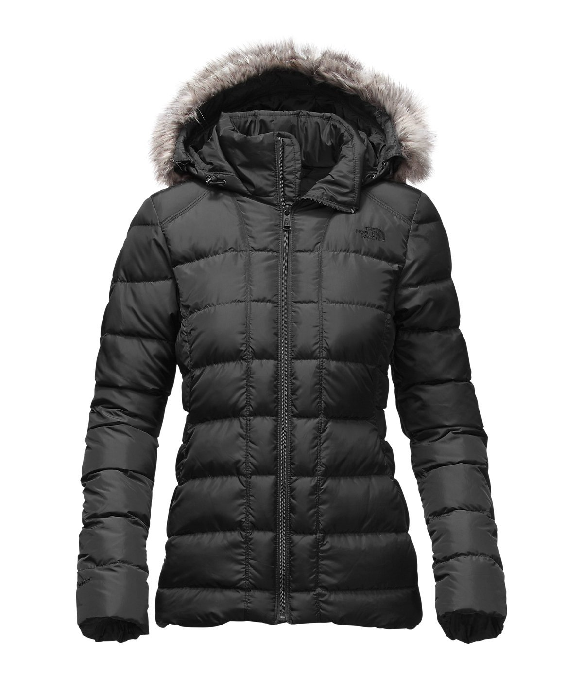 The North Face Womens Gotham Down Jacket (Small, TNF Black) by The North Face