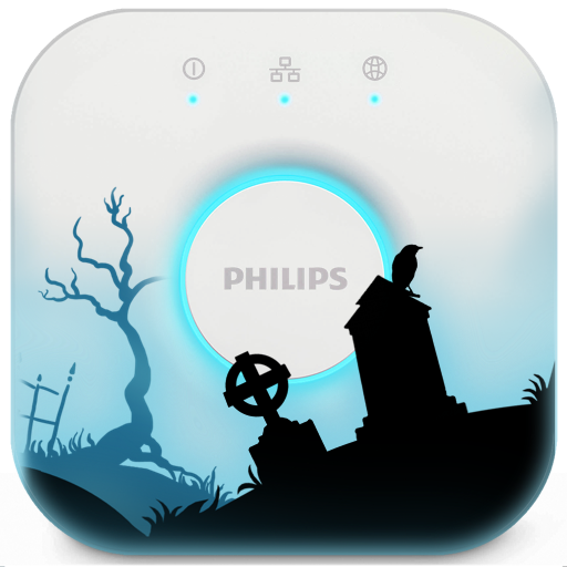 Hue Halloween for Philips Hue -