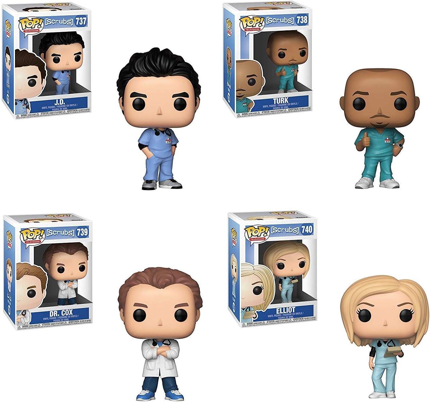TV POP Scrubs #739 Dr Cox