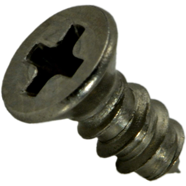 Hard-to-Find Fastener 014973500986 500986 Sheet-Metal-Screws 50 Piece