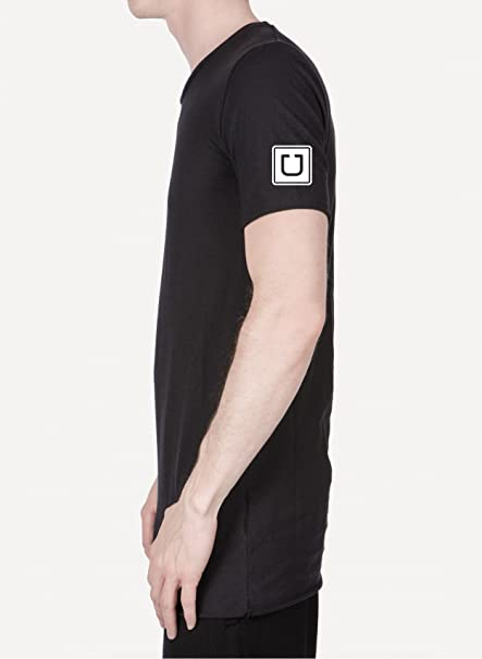 Amazon.com: Fashion Personality T-shirts Series, Uber Sign Unisex Custom T-shirt, Tee Shirt for Uber Driver: Sports & Outdoors