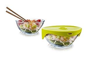 Tomorrow's Kitchen Single Serve Steamer - Green