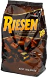 Riesen Chewy Chocolate Caramel Covered in Rich European Chocolate (2) 30 Oz Bags Individually Wrapped Pieces