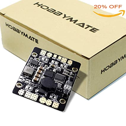Amazon Hobbymate 5in1 Qav Quadcopter Pdbboardbec 5v3a12v. Hobbymate 5in1 Qav Quadcopter Pdbboardbec 5v3a. Wiring. Drone Wire Diagram Bec At Scoala.co