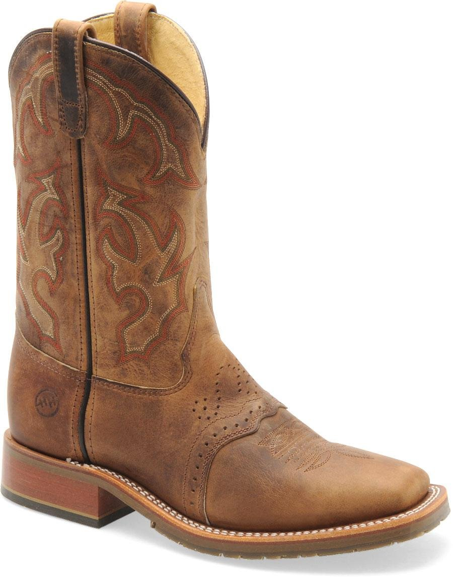 Double H Mens 10 Inch DH3560 Wide Square ICE Roper B002W7R908 10.5  M US|Tan