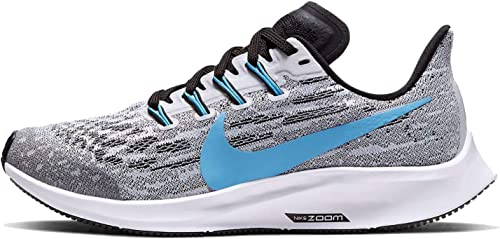 Romance Guión Derechos de autor  Nike Air Zoom Pegasus 36 (gs) Big Kids Ar4149-101: Amazon.ca: Shoes &  Handbags