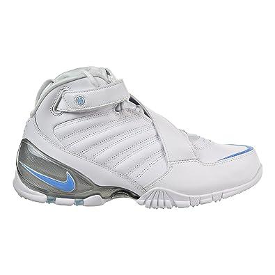 NIKE Zoom Vick III Men's Shoes White/University Black-Metallic Silver-White  832698