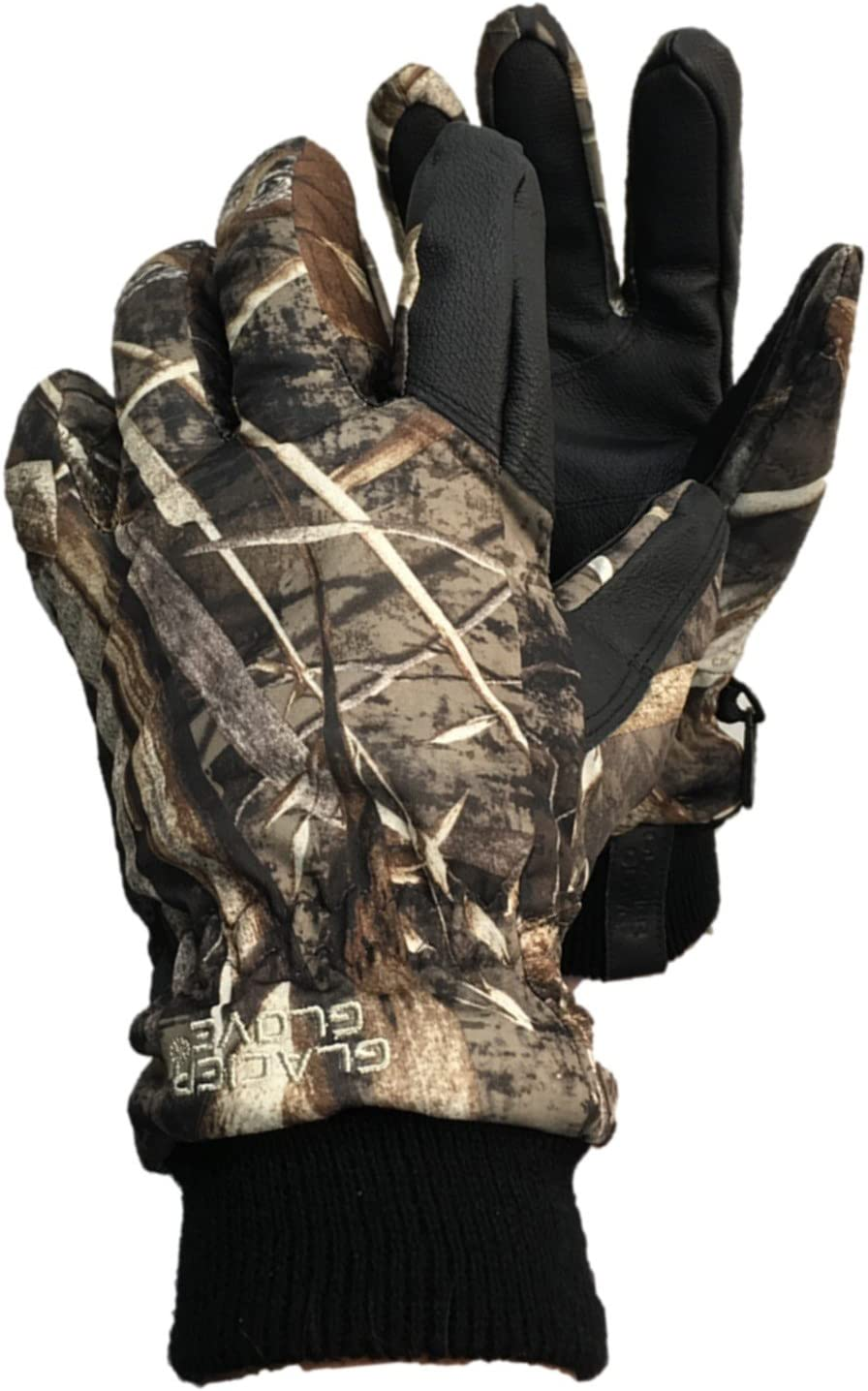 best hunting gloves: Glacier Glove Alaska Pro Waterproof Insulated Glove