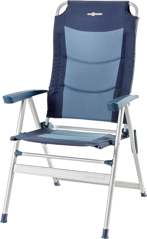 Brunner Kerry Slim 600 Stuhl blau 2018 Campingstuhl