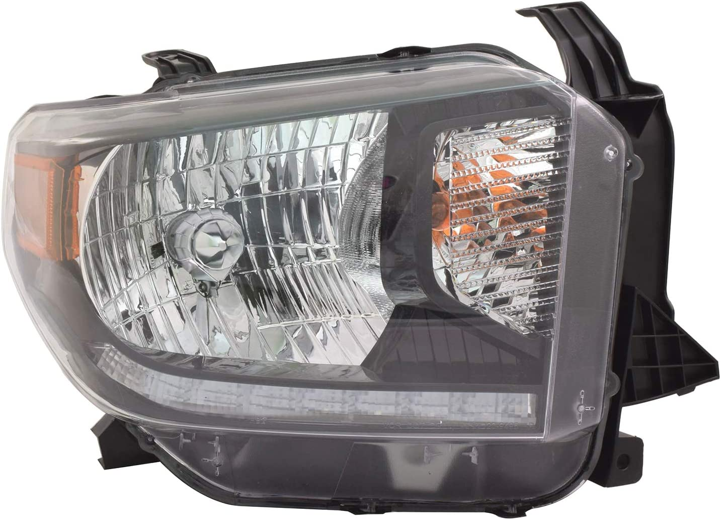 Headlight Assembly Multiple Manufactures TO2503260N Standard No variation