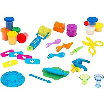 Amazon com: Globo Toys Globo - 37684 Kidea Soft Snack Bar