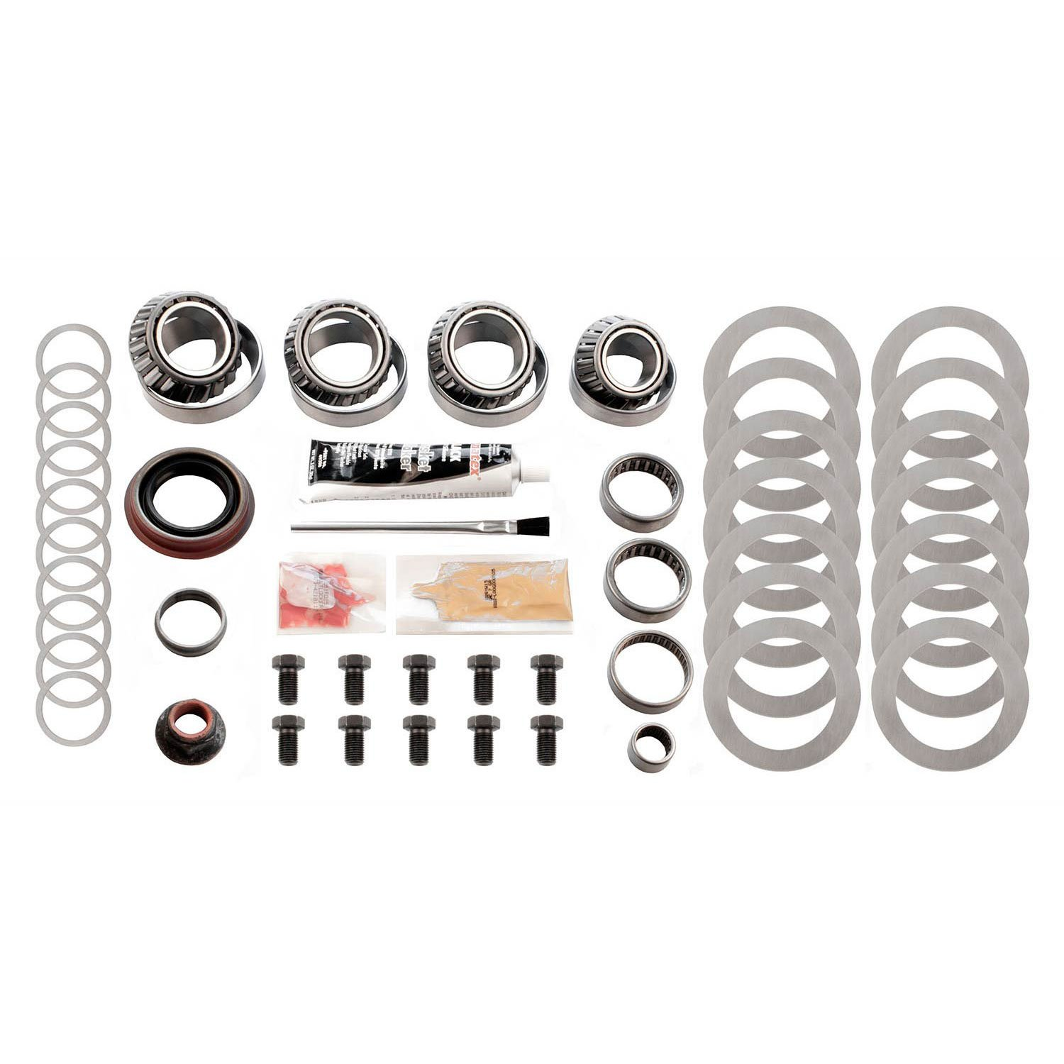 Motive Gear R8.8RIFSMKT Master Bearing Kit with Timken Bearings (Ford 8.8'' IFS '97-UP) by Motive Gear
