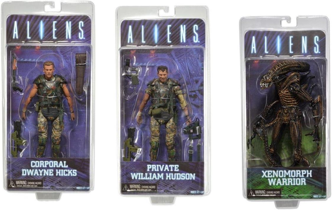 Set Complet Neca Alien Serie 4