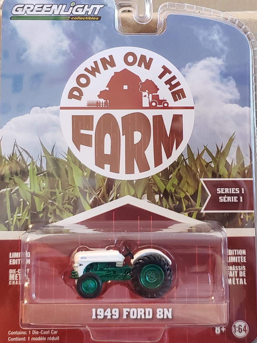 Down on the Farm Series 1 1949 Ford 8N (Green Machine)