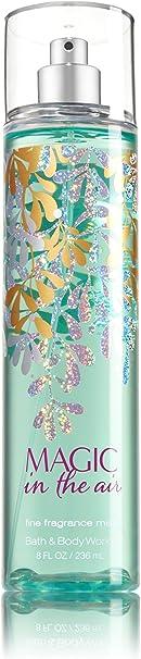 Bath & Body Works Fine Fragrance Mist Magic in the Air Perfume at amazon