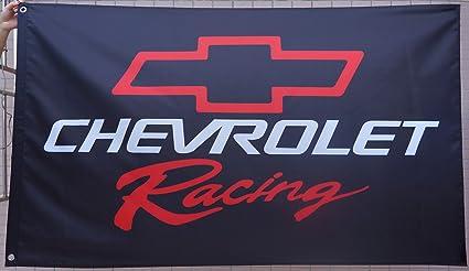 Amazon.com : chevrolet racing flag chevrolet flag chevy flags chevy ...