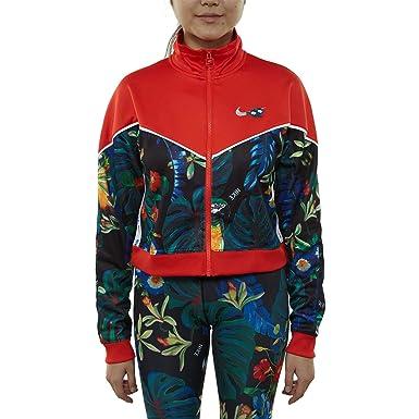 ba59f5739a4 Amazon.com  Nike Sportswear Jacket Womens  Clothing