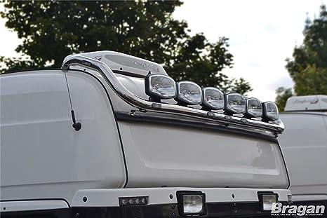 Plafoniera Tetto Auto : To fit scania series topline acciaio anteriore sul tetto luce