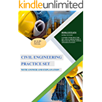 civil engineering practice set: for ssc je, rrb je, sail, state pwd
