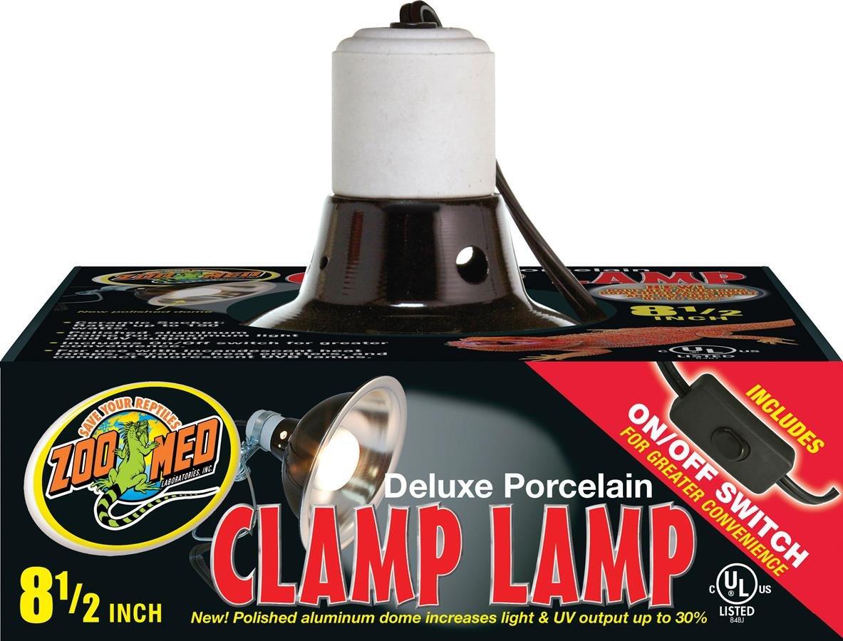 Zoomed T6016120 Portalampada Deluxe Clamp Croci LF12