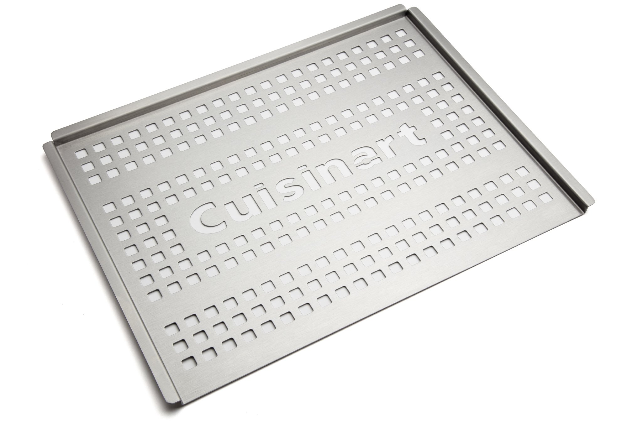 Cuisinart CGT-301 Stainless Steel Grill Topper, 12 x 16-Inch by Cuisinart