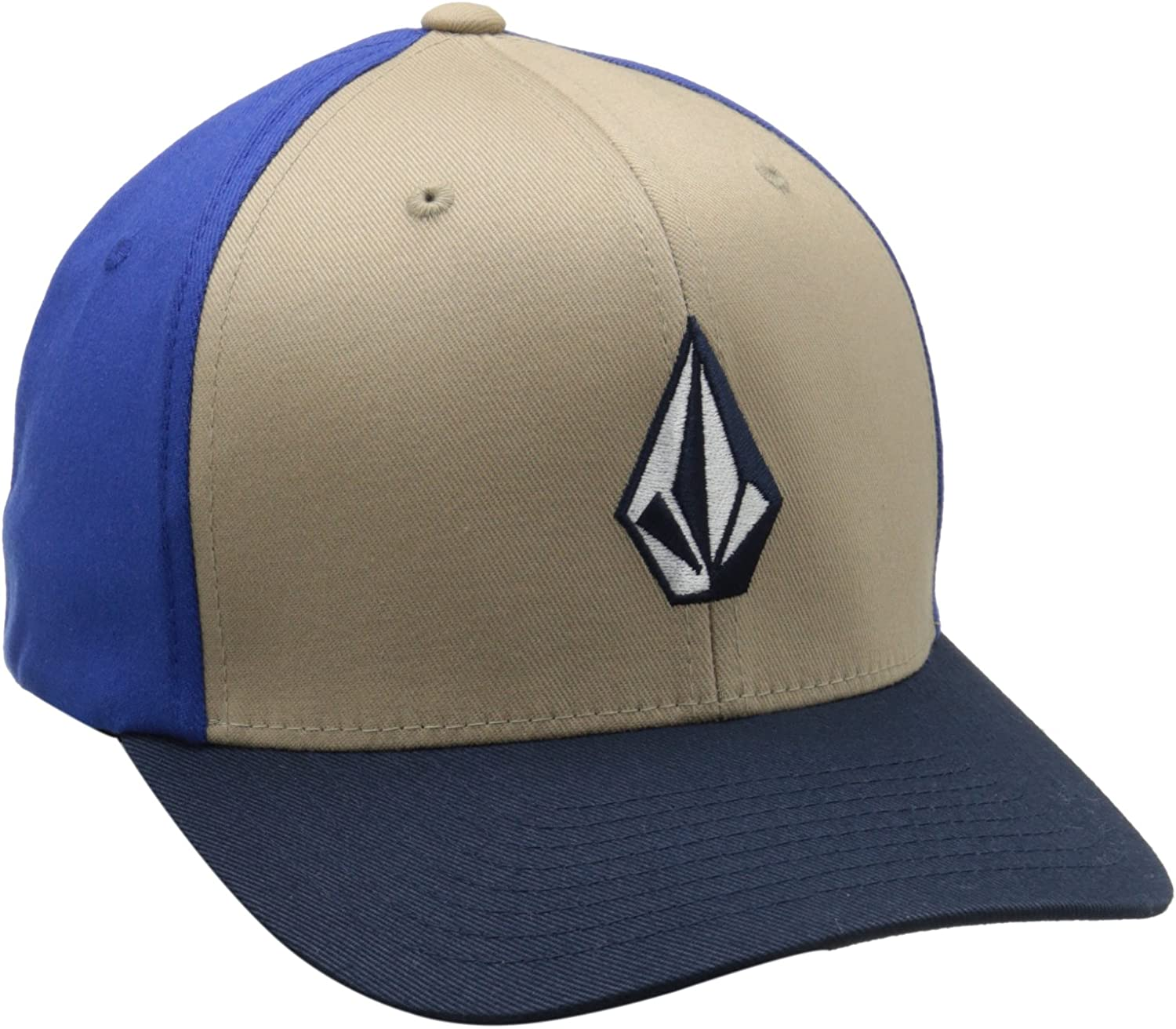 Volcom Mens Full Stone Flexfit Stretch Hat