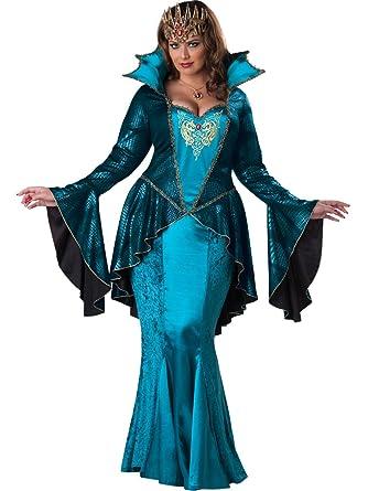 Amazon.com: InCharacter Costumes Women's Plus-Size Medieval Queen ...