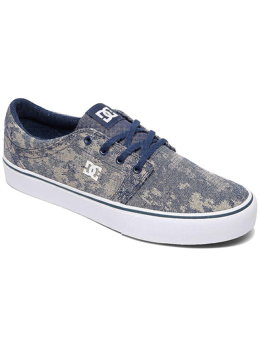 promo code 5c4ff 97198 DC scarpeTrase TX TX TX SE M scarpe - Scarpe da Ginnastica Basse Uomo  B07DHTG9BM 10.5 UK Navy blu bianca   Qualità   prendere in considerazione  ...