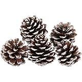 Imballare 9pcs Pigne Bagattelle Di Natale Partito Albero Appeso Decorazioni