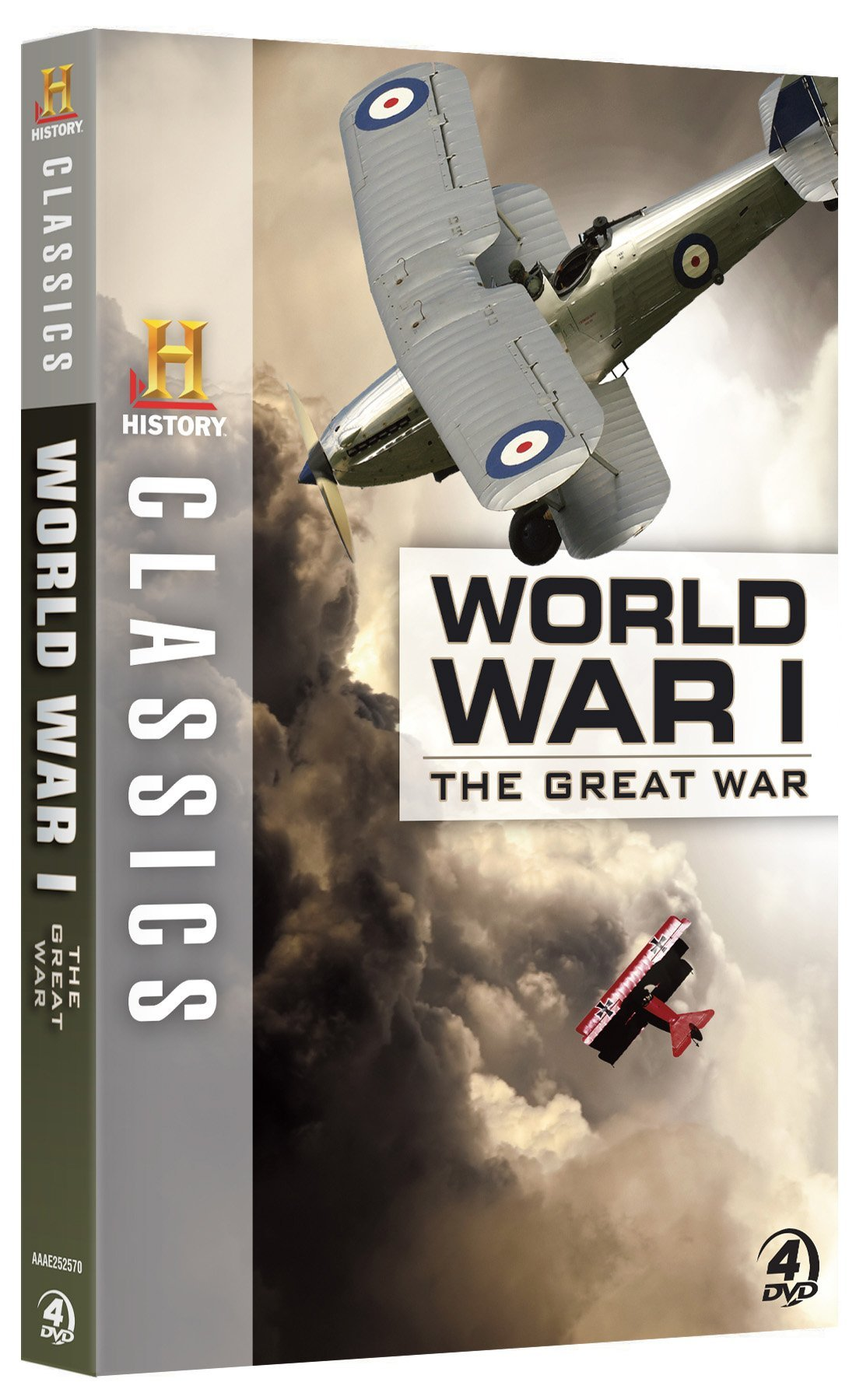 History Classics: Wwi - The Great War by A&E Entertainment