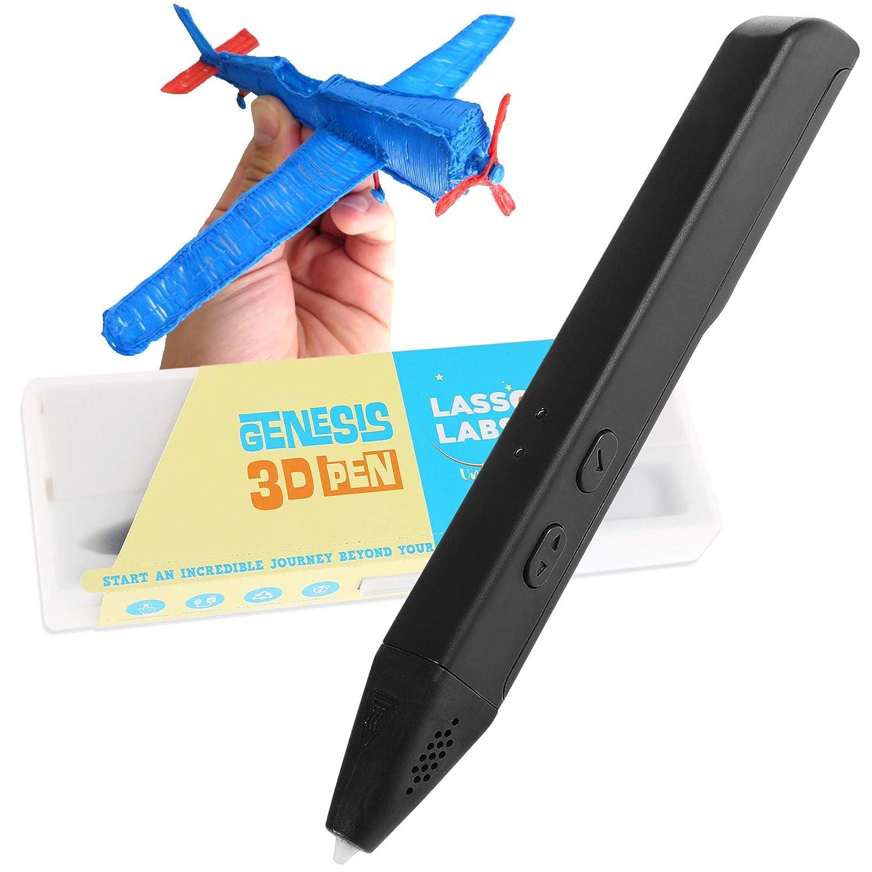 Genesis - Lápiz de impresión 3D, compatible con filamentos PCL y ...