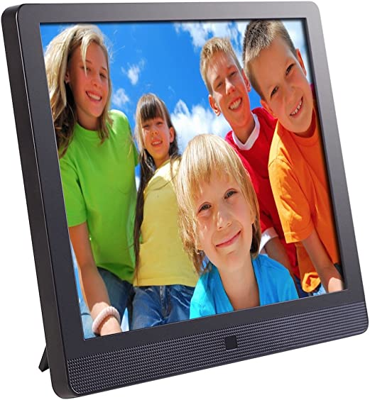 Skylight Frame – 10 Inch Wifi Digital Picture Frame, Email Photos From Anywhere, Touch Screen Display