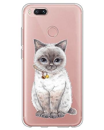 Amazon.com: Fantasydao - Carcasa para Xiaomi MI 5X, Xiaomi ...