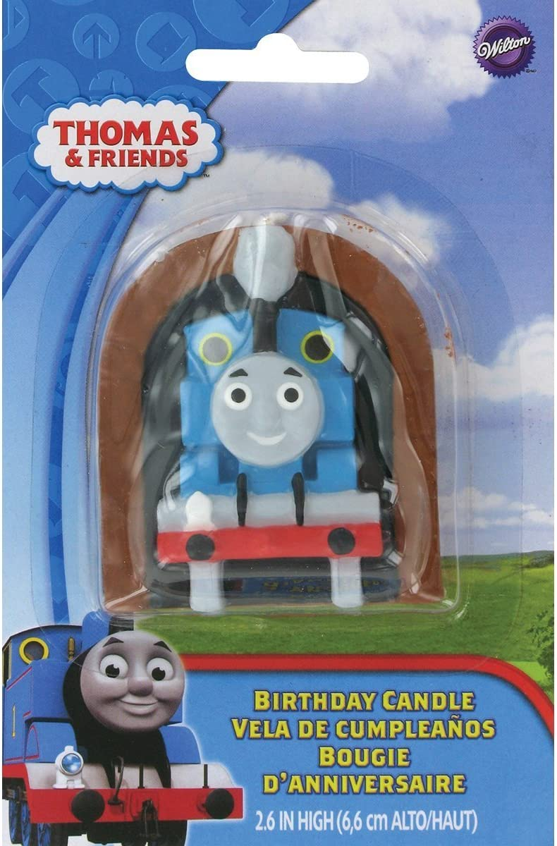 Wilton Licensed Thomas and Friends Party Candle