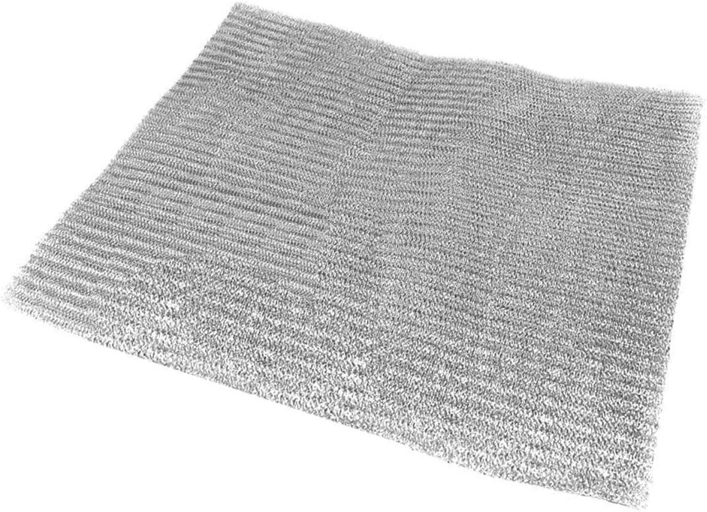 Spares2go filtro de malla de aluminio para Philips – Whirlpool Campana extractora/extractor ventilación (58 x 46 cm, corte a tamaño): Amazon.es: Hogar