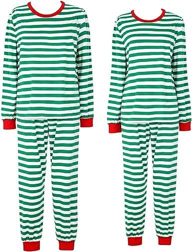 Rosfajiama Disfraces Pijama Invierno Mujer Algodon Pijama Entero ...