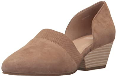 aaab70475a7 Eileen Fisher Women s HILLY Pump Sienna 5 ...