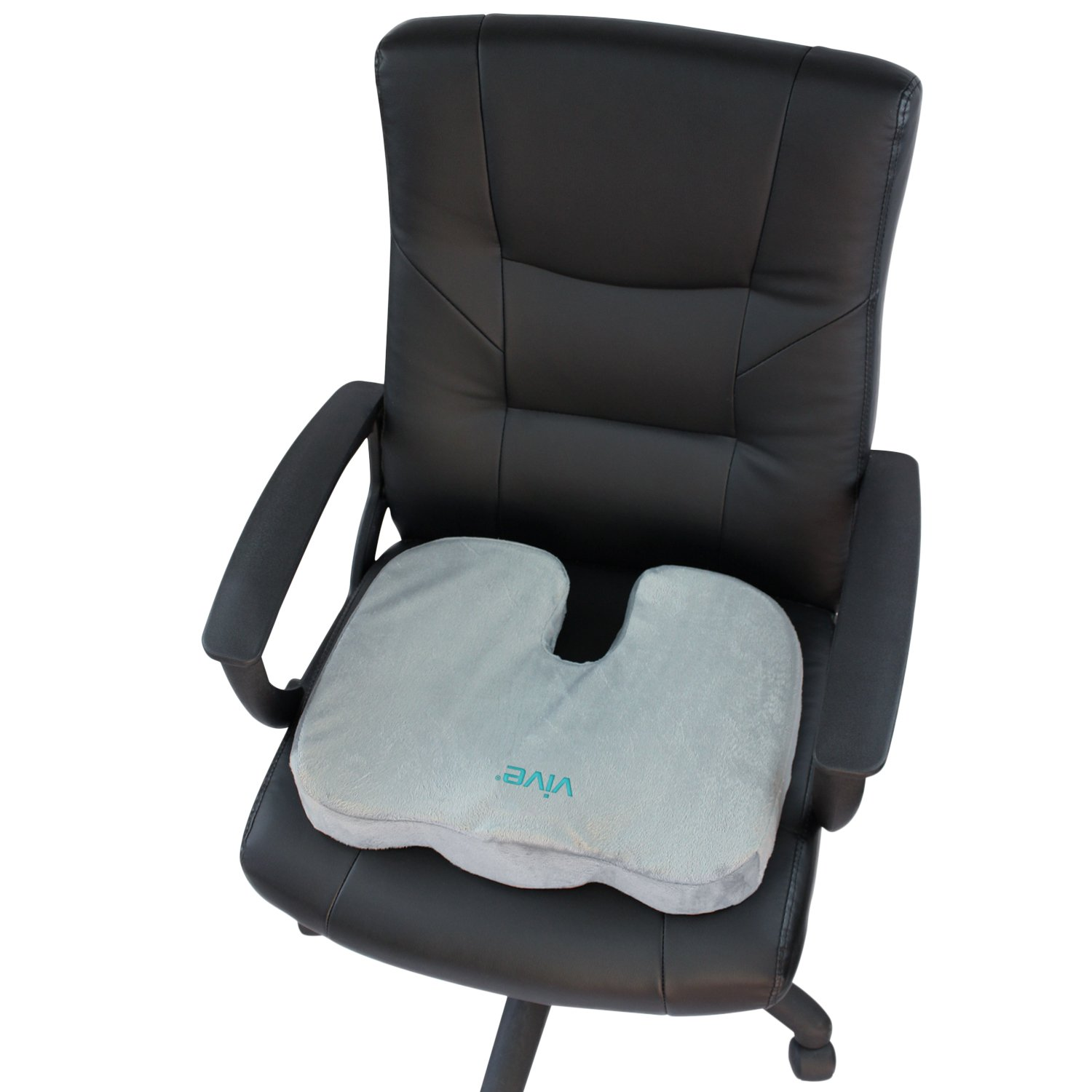 Amazon Tailbone Cushion by Vive Foam Seat for Coccyx