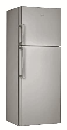 Whirlpool WTV4235TS Independiente 430L A+ Plata nevera y ...