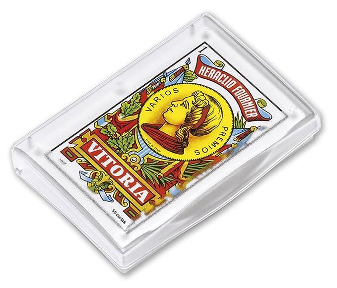 Amazon.com: Fournier 174011 - 50 tarjetas de juego españolas ...