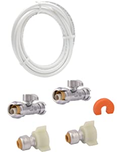 Sharkbite 25538 Toilet And Faucets Kits