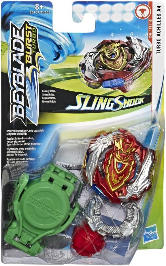 Beyblade - Knight K4 Burst Turbo Slingshock (E4741EL2)