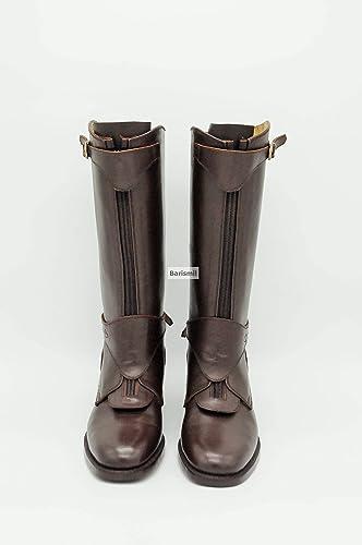9b2b4c3e34f09 Amazon.com: Handmade Polo Riding Boots Custom Riding Boots: Handmade