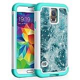 Galaxy S5 Case, SYONER [Rhinestone Bling] Defender