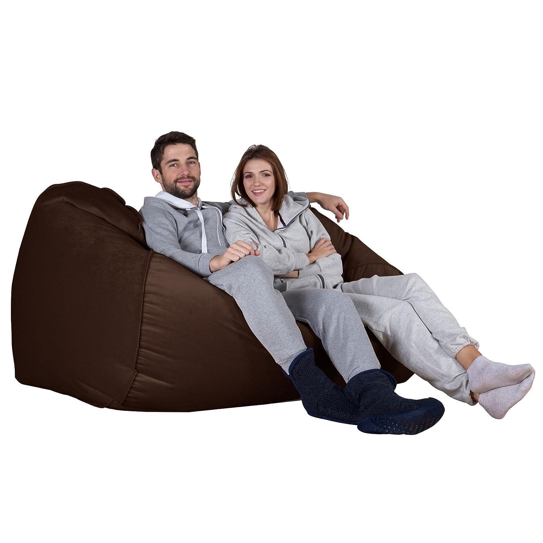 Elegant Sitzsack Couch Ideen Von Concept.de: Lounge Pug, Riesen Couch, Sofa, Samt