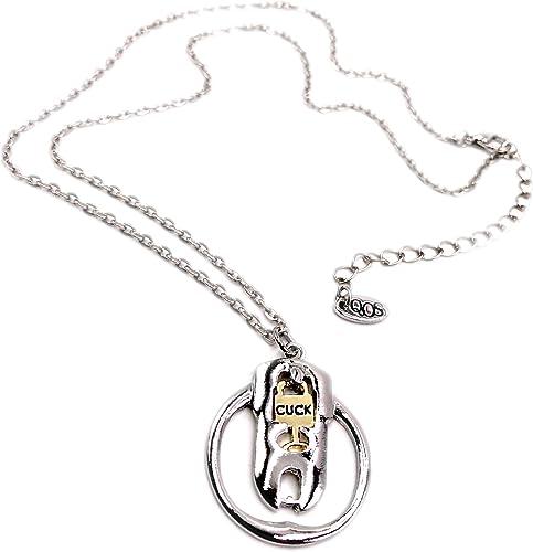 MFM Swinger Chain Anklet QOS Designer Alpha Goddess Beta Gender Symbols Charm
